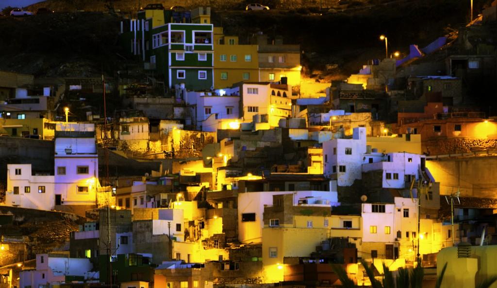 La Noche en el Calle Nilo, Las Palmas de Gran Canaria