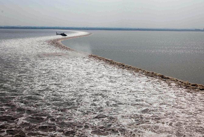 tidal-bore